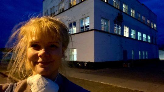 Esther Building, April 2020