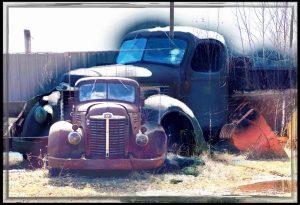 The trucks