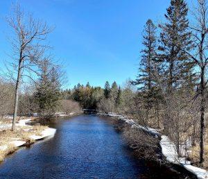 The Prairie River